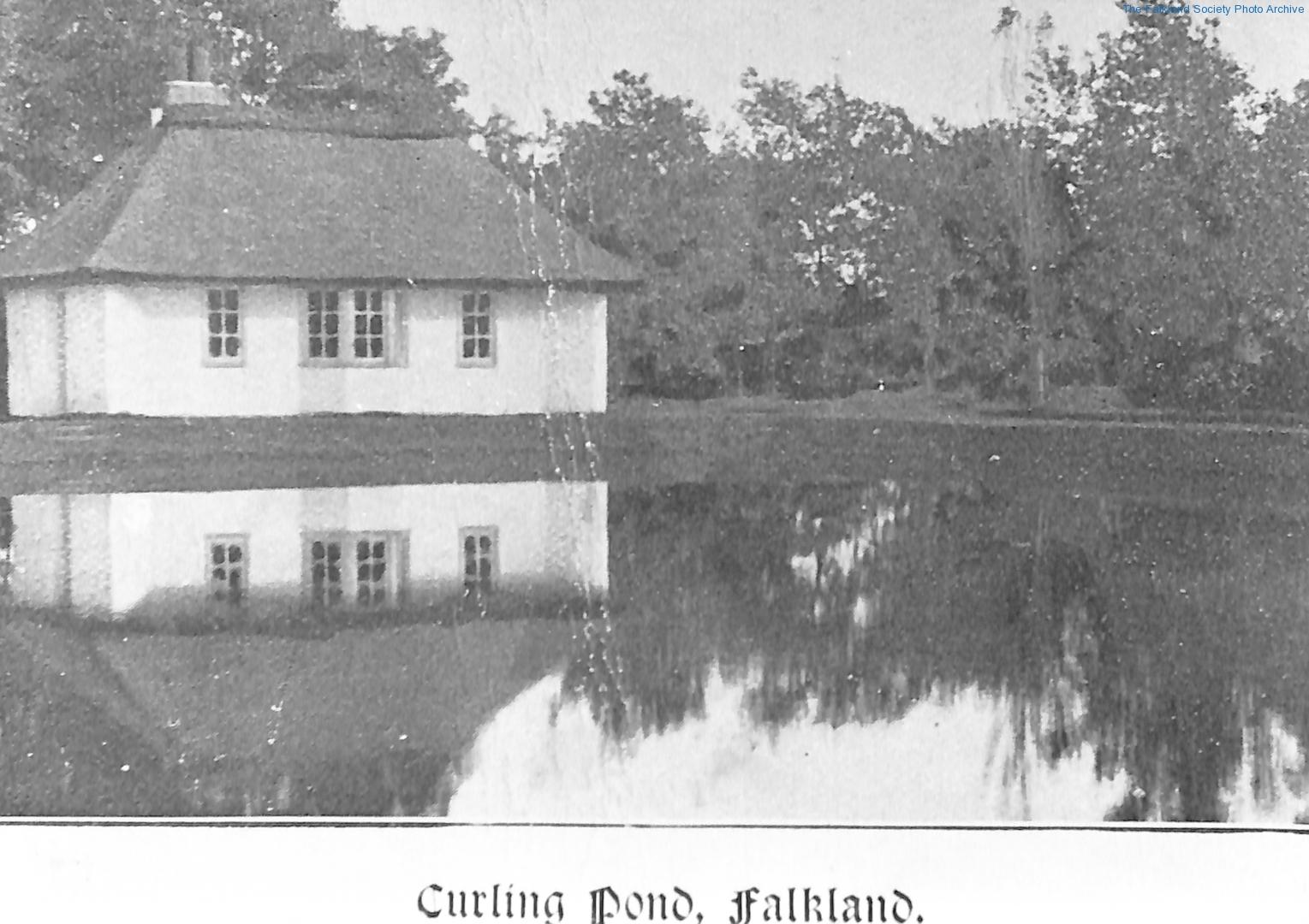 Image result for falkland curling pond